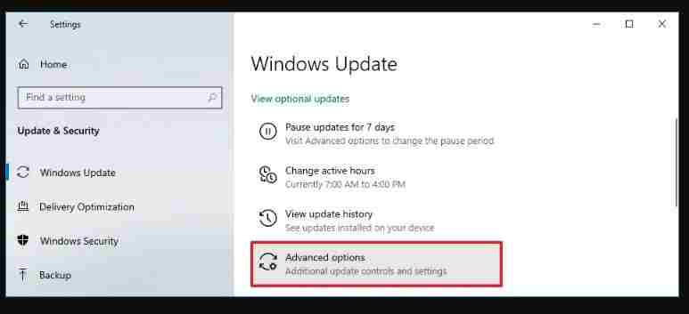 Turn-Off the Automatic Updates